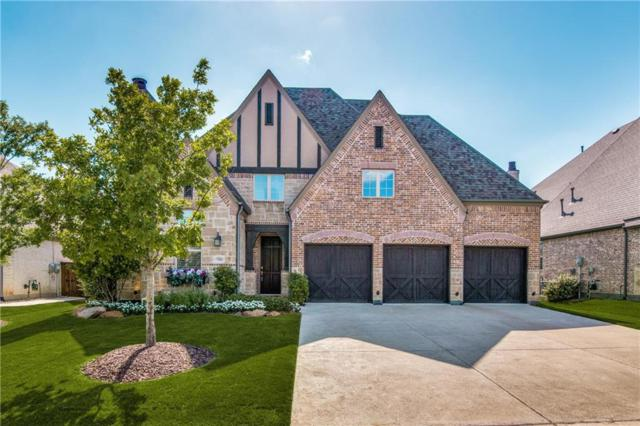 7904 Strathmill Drive, The Colony, TX 75056 (MLS #13865393) :: Kimberly Davis & Associates