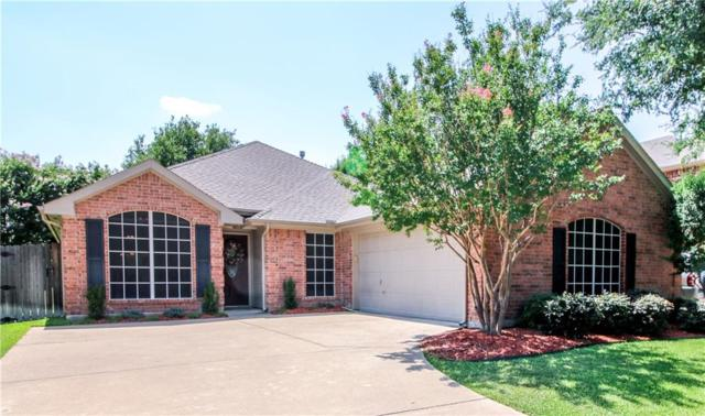 1715 Chatham Lane, Keller, TX 76248 (MLS #13865427) :: The Chad Smith Team