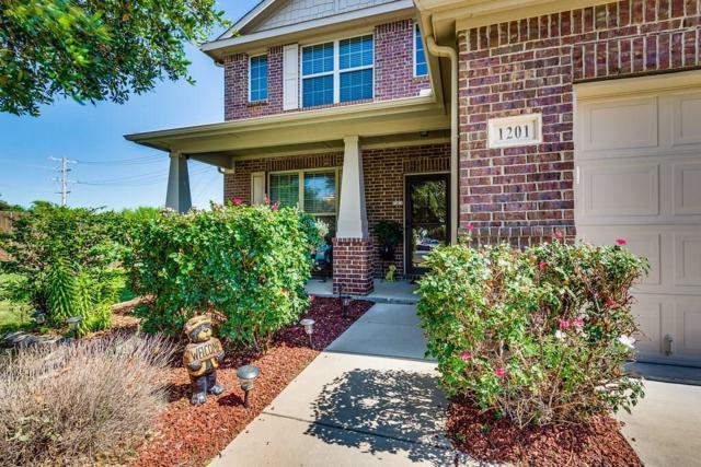 1201 Meadowlark Drive, Little Elm, TX 75068 (MLS #13865440) :: Team Hodnett
