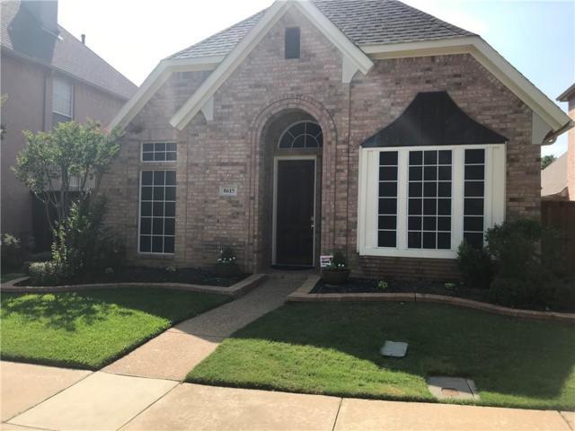 8615 Old Oak Drive, Irving, TX 75063 (MLS #13865470) :: RE/MAX Landmark