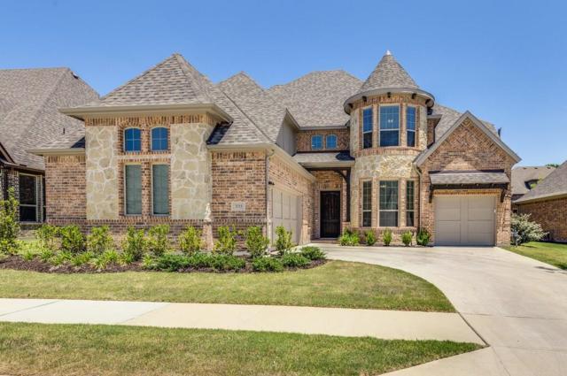 5713 Heron Drive E, Colleyville, TX 76034 (MLS #13865509) :: Team Hodnett