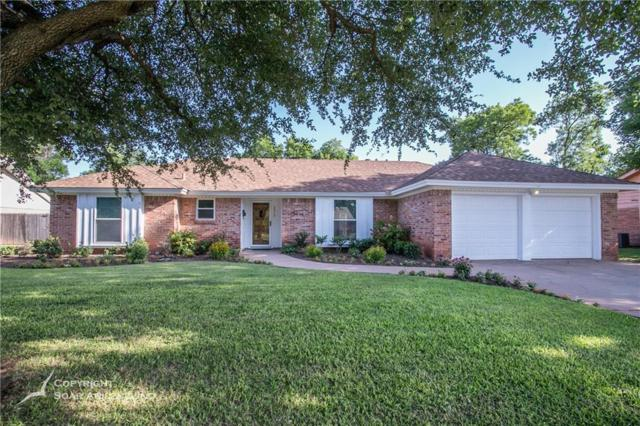 3973 Wilshire Drive, Abilene, TX 79603 (MLS #13865554) :: The Chad Smith Team