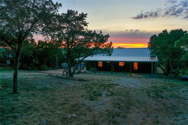 1040 Bluff Creek Drive, Possum Kingdom Lake, TX 76475 (MLS #13865588) :: Baldree Home Team