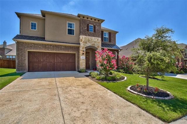 13184 N Boaz Drive N, Frisco, TX 75035 (MLS #13865607) :: Kindle Realty