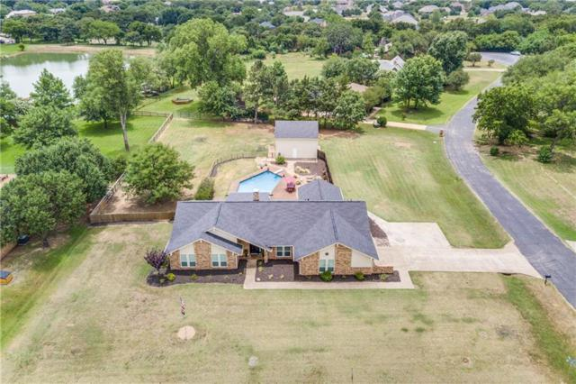 700 Cross Timbers Drive, Double Oak, TX 75077 (MLS #13865610) :: Baldree Home Team