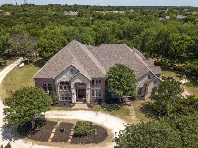 7080 Hawk Road, Flower Mound, TX 75022 (MLS #13865927) :: Baldree Home Team