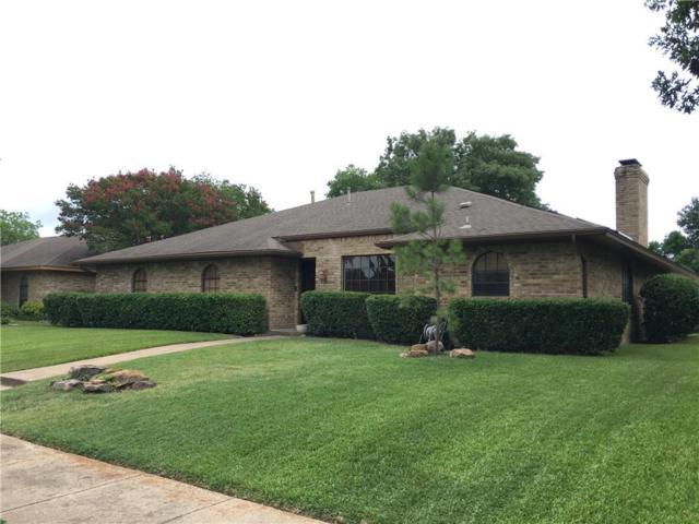 414 Fieldwood Drive, Richardson, TX 75081 (MLS #13866023) :: The Rhodes Team