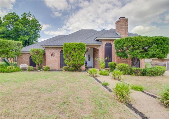 5604 Paddockview Drive, Arlington, TX 76017 (MLS #13866050) :: The Chad Smith Team