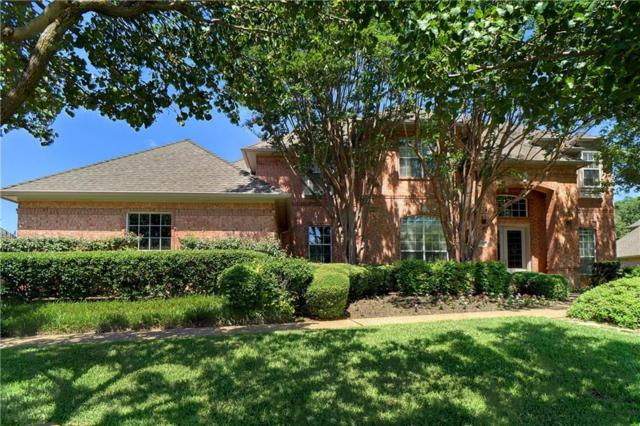 1320 Bent Trail Circle, Southlake, TX 76092 (MLS #13866088) :: Team Hodnett