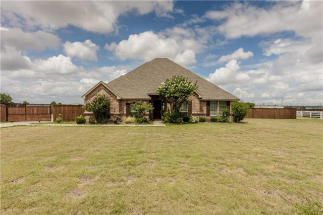 11300 Lonesome Mountain Trail, Haslet, TX 76052 (MLS #13866094) :: Robbins Real Estate Group