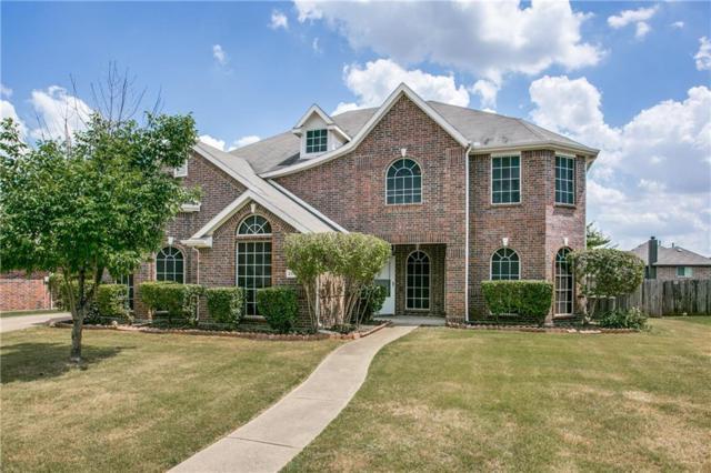 204 Ephraim Drive, Glenn Heights, TX 75154 (MLS #13866098) :: Pinnacle Realty Team
