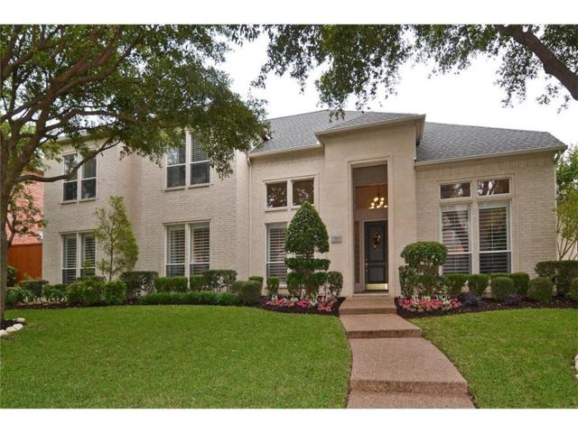 5116 Lake Falls Drive, Plano, TX 75093 (MLS #13866100) :: Hargrove Realty Group