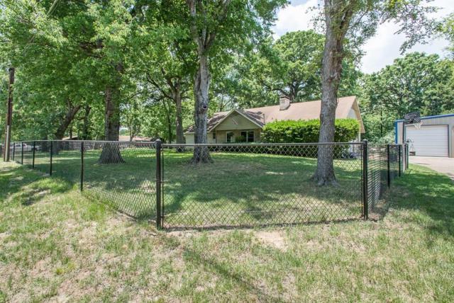 110 Pleasant Trail, Mabank, TX 75156 (MLS #13866136) :: Team Hodnett
