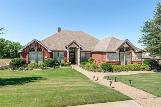 11028 Hawkins Home Boulevard, Benbrook, TX 76126 (MLS #13866180) :: Team Hodnett