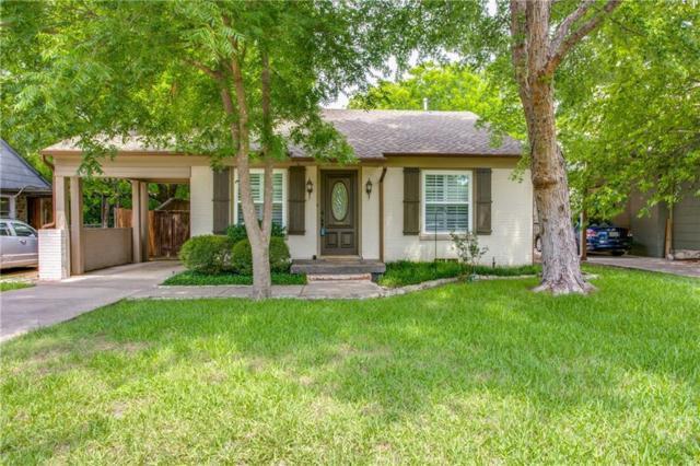 4747 Elsby Avenue, Dallas, TX 75209 (MLS #13866255) :: Baldree Home Team