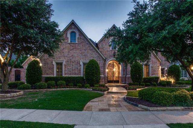 8201 Stone River Drive, Frisco, TX 75034 (MLS #13866264) :: Kimberly Davis & Associates