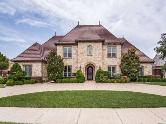 1601 Hidden Bluff Court, Prosper, TX 75078 (MLS #13866271) :: Kimberly Davis & Associates
