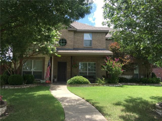 1702 Lake Travis Drive, Allen, TX 75002 (MLS #13866272) :: The Mitchell Group
