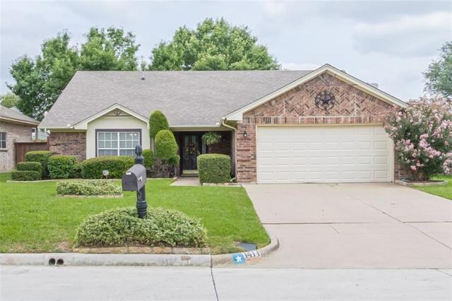 1411 Lincoln Drive, Mansfield, TX 76063 (MLS #13866287) :: RE/MAX Landmark