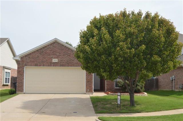 3833 Summersville Lane, Fort Worth, TX 76244 (MLS #13866298) :: Baldree Home Team
