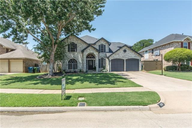4921 Timberview Drive, Flower Mound, TX 75028 (MLS #13866306) :: The Rhodes Team