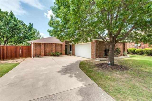 1309 Colony Court, Flower Mound, TX 75028 (MLS #13866334) :: The Chad Smith Team