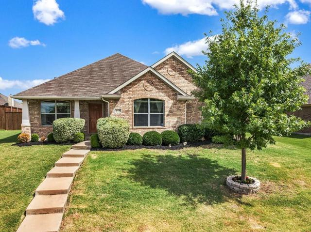 215 Rockbrook Drive, Wylie, TX 75098 (MLS #13866410) :: RE/MAX Town & Country