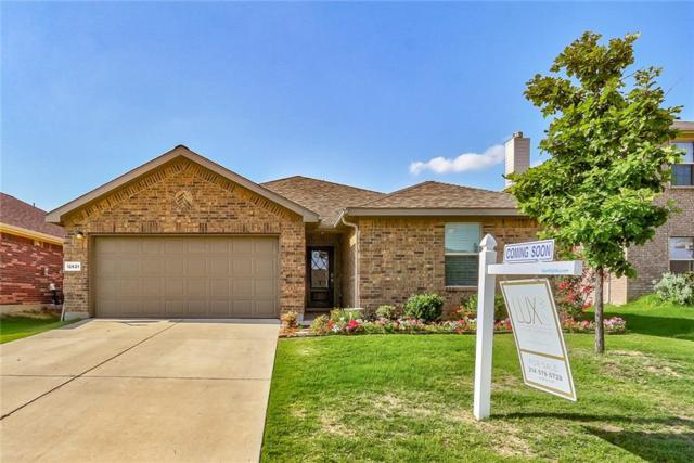 12621 Waterslide Way, Frisco, TX 75034 (MLS #13866549) :: The Chad Smith Team