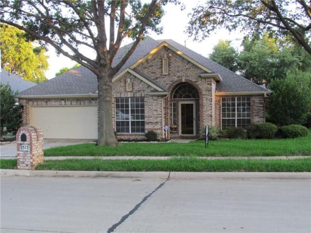 1513 Shadywood Lane, Flower Mound, TX 75028 (MLS #13866633) :: Baldree Home Team