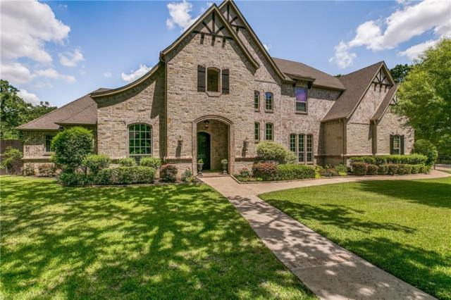 4701 Jim Mitchell Trail W, Colleyville, TX 76034 (MLS #13866693) :: Team Hodnett