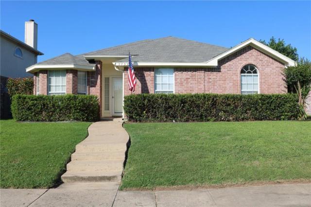 2733 Spring Rain Drive, Mesquite, TX 75181 (MLS #13866707) :: RE/MAX Landmark