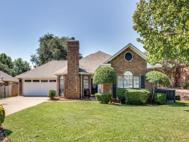 2121 N Aspenwood Drive N, Grapevine, TX 76051 (MLS #13866823) :: The Chad Smith Team