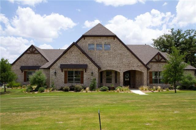 1021 Fincher Trail, Argyle, TX 76226 (MLS #13866875) :: Team Hodnett