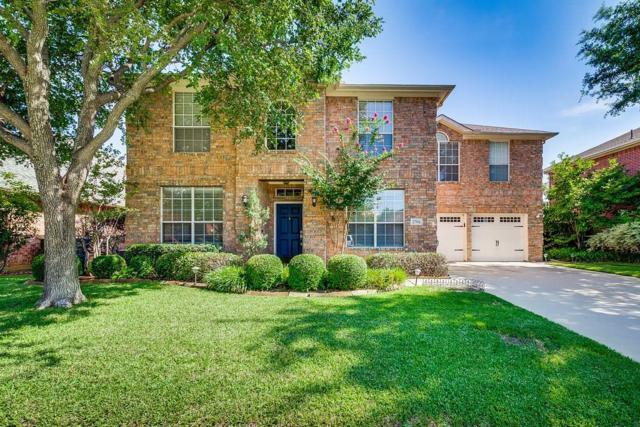 2701 Timberhill Drive, Flower Mound, TX 75028 (MLS #13866891) :: Cassandra & Co.