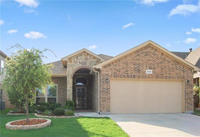 2429 Half Moon Bay Lane, Fort Worth, TX 76177 (MLS #13866906) :: Magnolia Realty