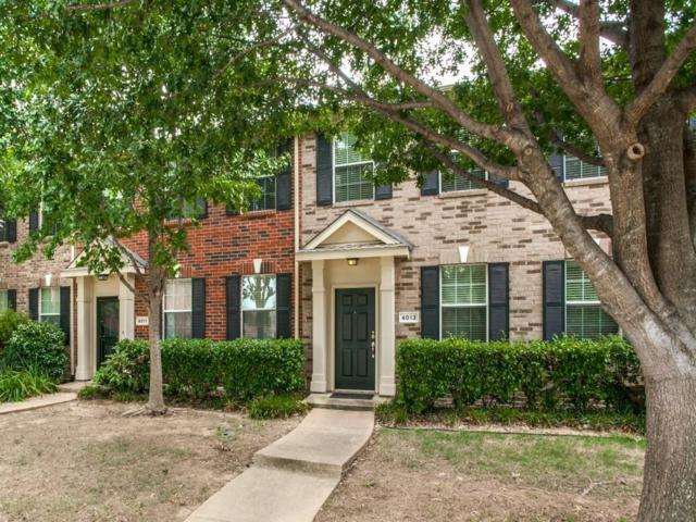 4013 Kyndra Circle, Richardson, TX 75082 (MLS #13866929) :: Team Hodnett