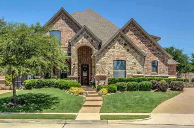 1241 Verona Way, Keller, TX 76248 (MLS #13866964) :: The Chad Smith Team