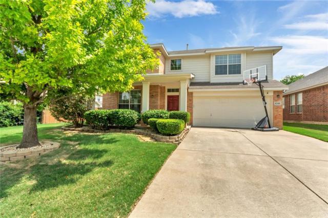 4248 Broken Bend Boulevard, Fort Worth, TX 76244 (MLS #13867035) :: The Chad Smith Team
