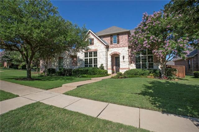 9154 Penny Lane, Lantana, TX 76226 (MLS #13867096) :: Team Hodnett