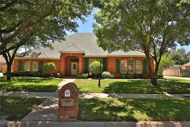 5310 Peppermill Lane, Abilene, TX 79606 (MLS #13867111) :: The Tonya Harbin Team