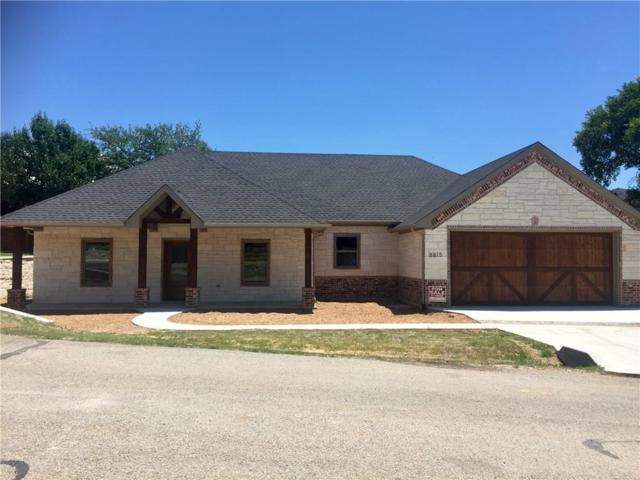 8815 Sundance Place Court, Granbury, TX 76049 (MLS #13867178) :: RE/MAX Landmark