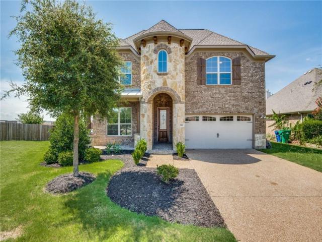3801 Gregory Drive, Mckinney, TX 75071 (MLS #13867212) :: Team Hodnett