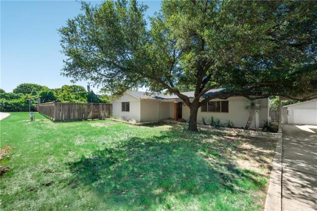4009 Holly Lane, Flower Mound, TX 75022 (MLS #13867221) :: Cassandra & Co.