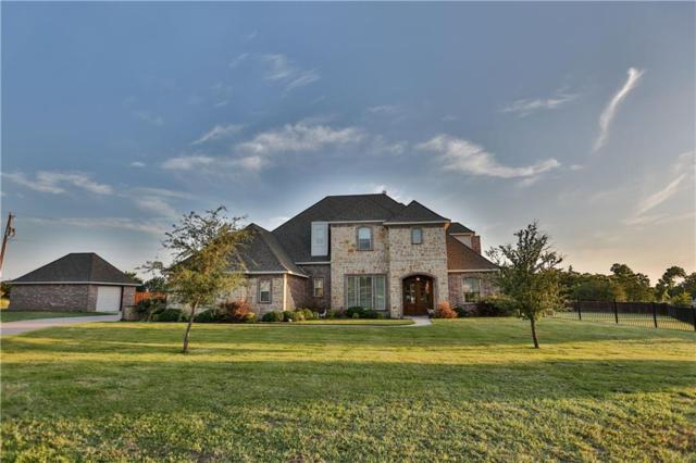 108 Jabez Court, Weatherford, TX 76087 (MLS #13867306) :: RE/MAX Landmark