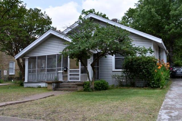 223 S Oak Cliff Boulevard, Dallas, TX 75208 (MLS #13867307) :: Baldree Home Team