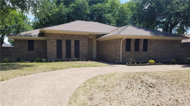 3816 Saddlehead Drive, Plano, TX 75075 (MLS #13867349) :: Kimberly Davis & Associates