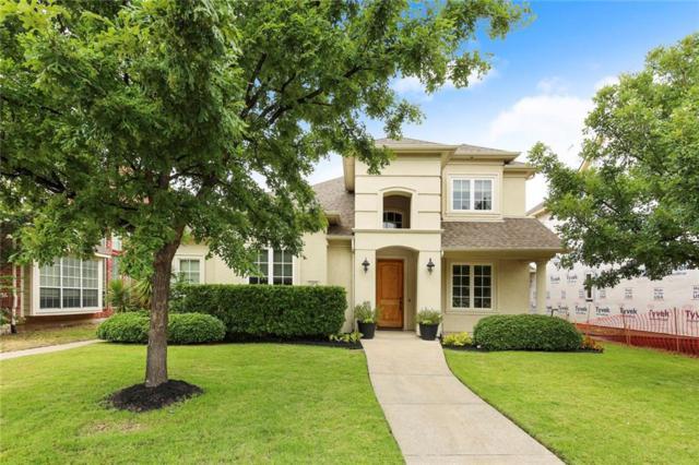 13073 Broadhurst Drive, Frisco, TX 75033 (MLS #13867366) :: Team Hodnett