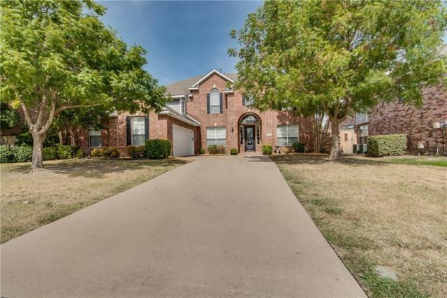 9102 Royal Burgess Drive, Rowlett, TX 75089 (MLS #13867382) :: The Chad Smith Team