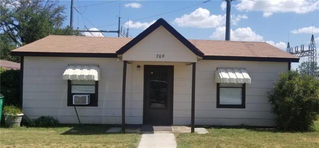 709 S Santa Fe Street, Santa Anna, TX 76878 (MLS #13867411) :: Team Hodnett