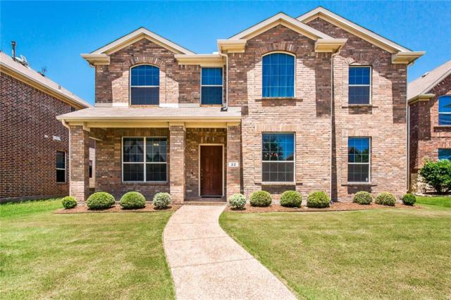 22 Stand Rock Court, Frisco, TX 75033 (MLS #13867501) :: Magnolia Realty